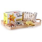 1001 Nasi Kuning 250gr [NU05] - Box & Kalengan Nasi